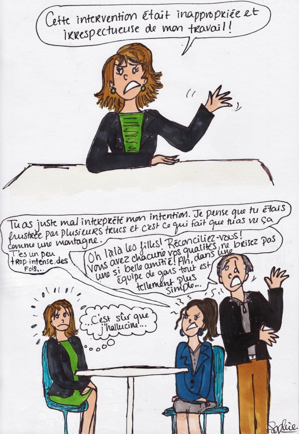 Intervention inappropriée 2 001